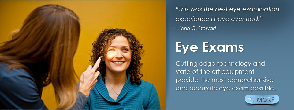 High Tech Eye Exams in Frisco, Summit County, Colorado